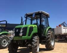 Tractor Nuevo Tipo Case 55hp, 4X4 con Cabina