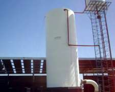 Cisterna Prfv 30.000 Lts. Lavado de Tambo.sistema Flushing.
