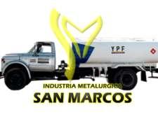 Tanque Transporte de Combustible - Tanques San Marcos