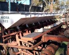 Vendo Sembradora Migra S22 de 10 Surcos a 52