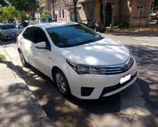 Toyota Corolla Linea Nueva 2014 . Recibo Usado