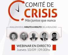 Comité de Crisis - Dólar, Política y Cuarentena