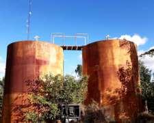Tanques de Combustible de Fierro 1/4 de 28mil y de 5mil Litr