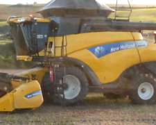 Cosechadora New Holland CR 7.9-