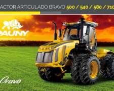 Tractor Pauny Articulado Bravo 540 (240 HP)