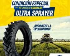 320/90 R46 Goodyear Ultra Sprayer Pulverizadora