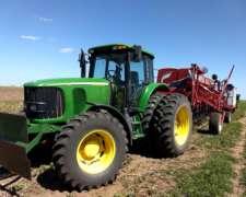 Tractor John Deere 7515, año 2009, 9000 Hs de Uso,