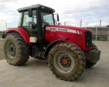 Massey Ferguson 7140 Año 2011