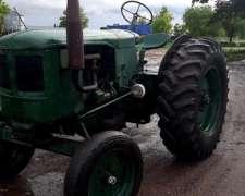 Vendo Deutz 50 con Hidraulico