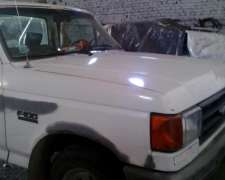 Vendo Camioneta Ford F 100 Diesel