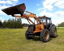 Tractor Valtra Valmet BM120 C/pala