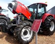 Tractores Case IH Farmall a 120 y 130
