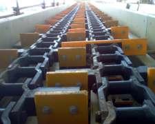 Transporte A Cadena Tipo Redler