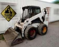 Minipala Bobcat S185 2010 56hp Kubota Permuto Todo Vial