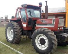 Tractor Fiat 1580, año 1987