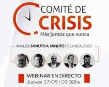 Comité de Crisis - Nuevas Medidas Cambiarias e Impuestos