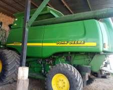 Jhon Deere 9650, Mod 2002, 30 Pies de Corte