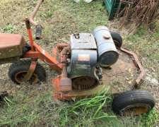 Tractor De Cortar Pasto C Motor S Funcionar