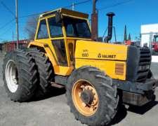 Tractor Valmet 1580 Turbo
