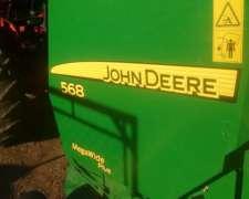 John Deere 568 Muy Muy Buena Impecable Poco Uso