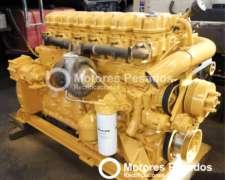 Motor Scania 360 - 124 - DC12 - con Bomba Mecánica