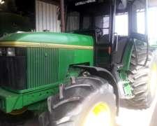 Tractor 6600 John Deere 1998