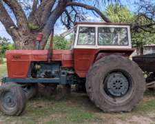 Fiat 700e con Hidraulica y Ponchos