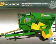Mixers Montecor H3 . Vende Cignoli Hnos.