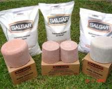 Bloques Y Suplementos Minerales Para Ganado