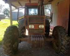 Tractor Fiat 980 D. Traccion y 3 Puntos