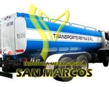 Tanque de Riego - San Marcos