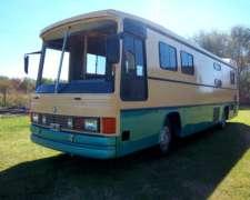 Casa Rodante Motorizada,motorhome MB170 año 1987 a Terminar
