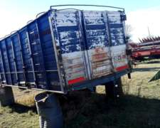 Camion Caja Carreton Gabriel Nobre