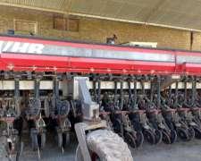 Sembradora Vhb Modelo 710 Con Kit De 16 Surcos A 42 Y Alfalf