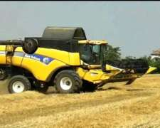 Cosechadora New Holland - CR 8.9