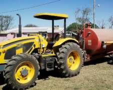 Tractor Pauny 210 (105 Hp) 3punt Carraro, Vende Cignoli Hnos