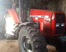 Tractor - Massey Ferguson 650 - año 2009
