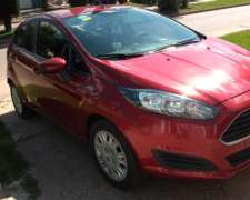 Ford Fiesta Kinetic Design 1.6l S - 2.015 / muy Buen Estado