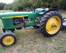Tractor John Deere 1420 con 3 Puntos