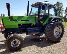 Deutz Fahr AX 4.170 Sincron con 24.5x32. Impecable