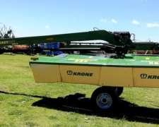 Segadora/acondicionadora Autotrailer Krone Easy CUT T C 500