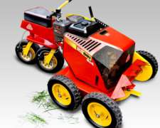 Motodesmalezedora6x4 C/ Motor Brigg y Stratton 13.5 HP 1016