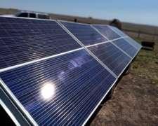 Energía Solar para TU Campo