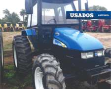 Tractor New Holland TL75