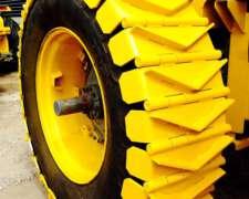 Cadenas Tipo Orugas para Neumaticos Agricolas y Viales