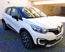 Oport. a 0km Solo 2.260 Km.renault Captur 1.6 AT Full 2019