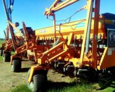 Sembradora Agrometal TX Mega 22 a 52cm. Pressicion Planting