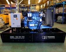 Grupo Electrógeno Bounous - 72 KVA Motor Baudouin Diesel