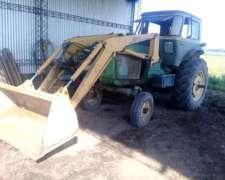 Vendo Tractor Jhon Deere 2420 con Pala