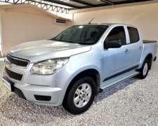 Chevrolet S10 LS 2.8 TDI 4X4 2013 Recibo Menor y Financio